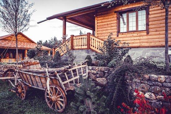 Gyulagarak, Armenien: Grig house eco resort