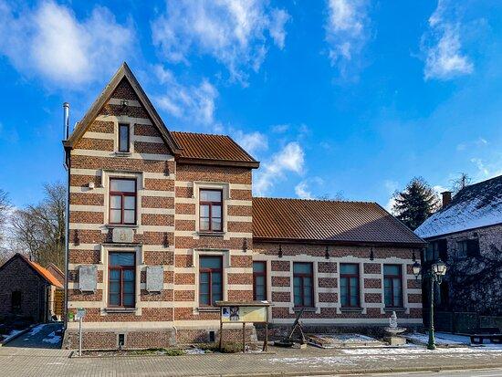 Helecine, Belgium: le Muée Armand Pellegrin à Hélécine