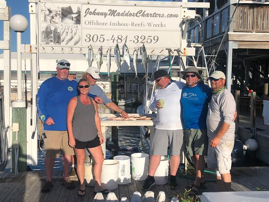 Johnny Maddox Charters, Sportfishing Adventurers