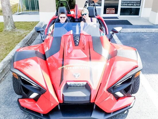 ‪Slingshot Rental Naples Florida‬