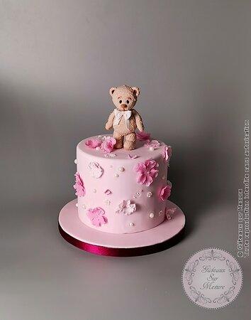 Initiation au Cake Design