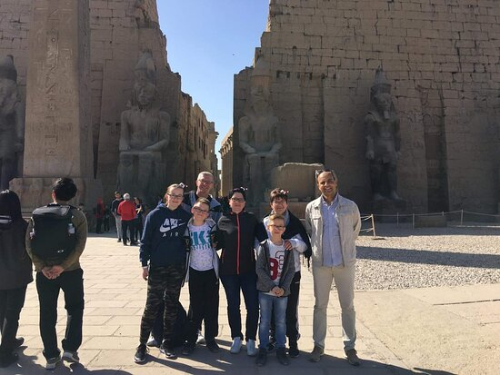 Luxor Day tour From Hurghada: Luxortempel