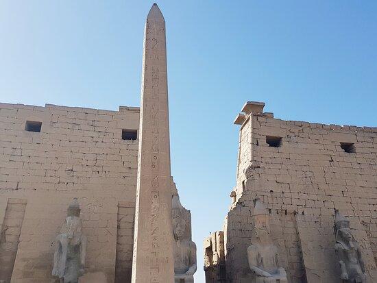 Luxor Day tour From Hurghada: Obelisk