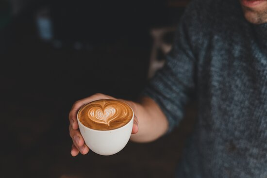 The perfect flat white.