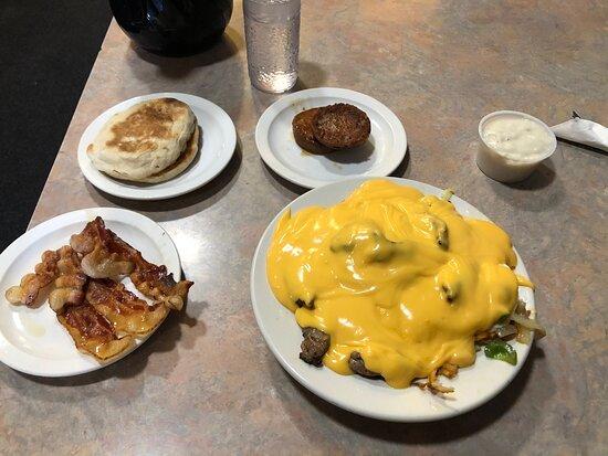 Crookston, MN: RBJS Restauant