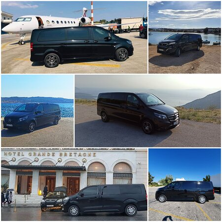 Athens, Hy Lạp: We provide all types of transportation with luxury VANS 5,8,9,@ 11 seater.