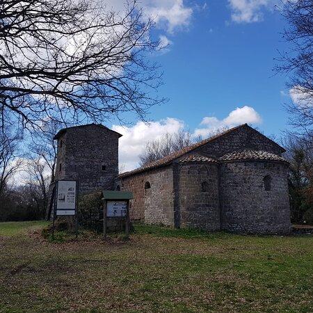 Barbarano Romano, Italia: La chiesa di San Giuliano