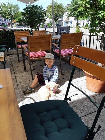 Amriswil, Schweiz: Familienfreundliches Restaurant