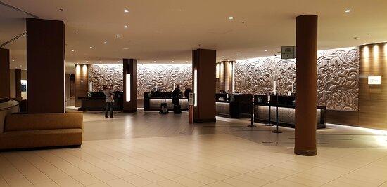 Muy buen hotel para aquellos que no se quieren mover del aeropuerto