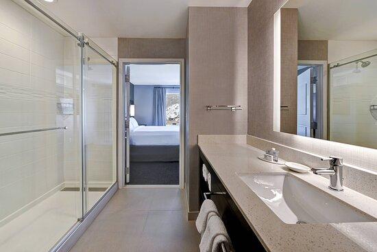 Two-Bedroom Suite - Walk-In Shower