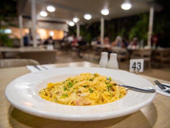 Chef's Special Carbonara