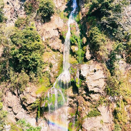 Cnangey waterfalls, Martam East Sikkim