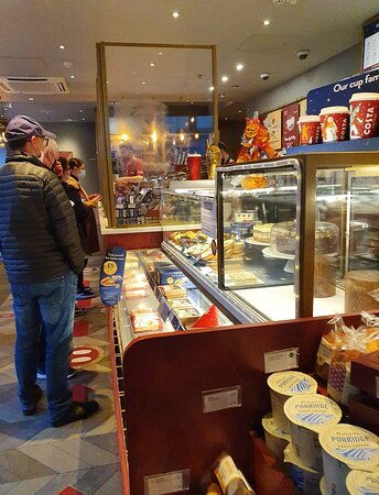 Great Costa Coffee outlet