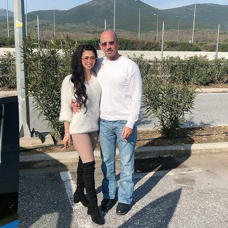 Athens, Hy Lạp: Mr.and Mrs Pavlou a two days  trip to Thessaloniki