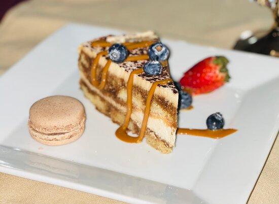 TJ's Cheesecake