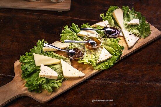 i nostri formaggi con confetture