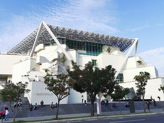 台南市美术馆2号馆