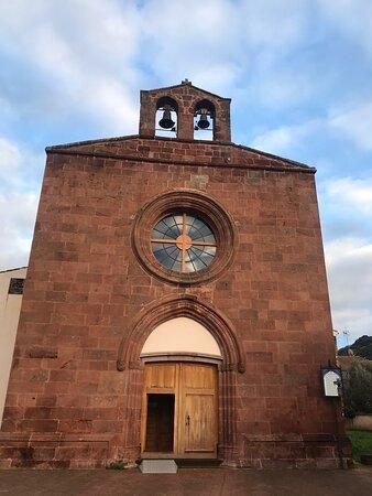 La parrocchiale di Allai.