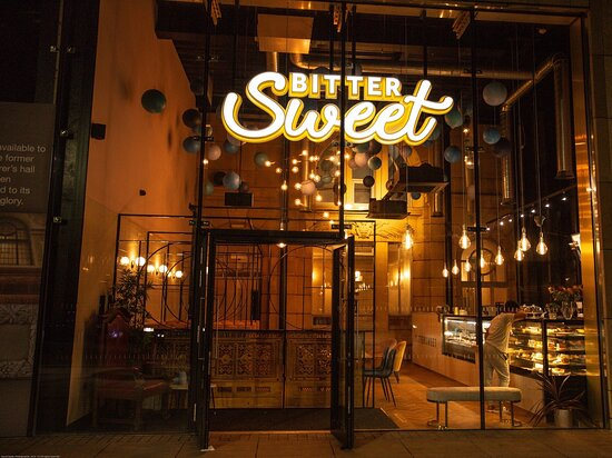 Oldham, UK: Bittersweet emphasises on taking advantage of two different things without there being any disadvantages. Combined together they become the opposite of what you would expect. We set out, to stand out, becoming one of the quirkiest, most instagramable cafes in Greater Manchester.