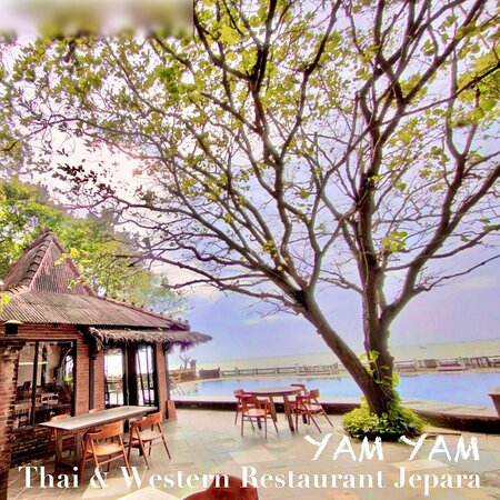 YAM YAM Restaurant Jepara is Open Everyday!!!!!! Full service Nonstop. Special info from 9th-22ed of February 2021 the Open hours will be from 8:00-21:00 ( last order 20:15, last order for take away until 20:45)  See you... Kiss (from faraway) All staff YAM YAM 😘