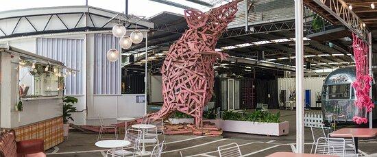 The Pink Rat @ M Arts