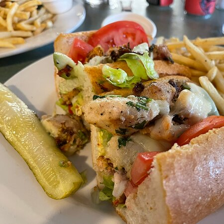 One of.... if not the best Fish Sandwich. Period!