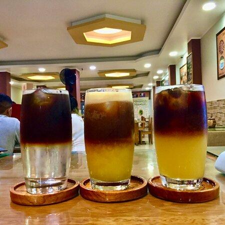 Pichanaqui, Peru: Un lugar de café donde puedes encontrar diversas bebidas a base de excelentes y selectos granos de café