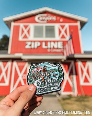 Big Cliff Canyon Zip Line Tour with 9 Zip Line Flights, 2 Sky Bridges, 1 Rappel: The Canyons Zip Line Tour