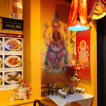 外観 - Picture of India Nepal Restaurant Hirubyu, Ota - Tripadvisor