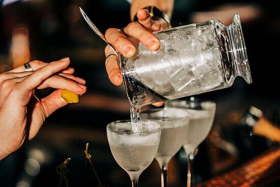 Cocktails at Boqueria Åre
