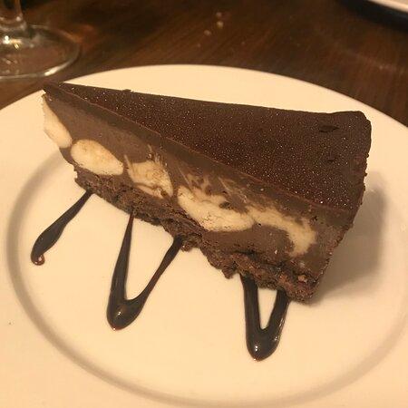 Cherry & Chocolate Slice