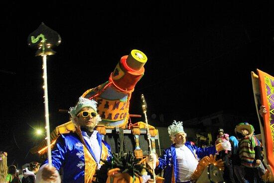 Mendrisiotto, Switzerland: Carnevale