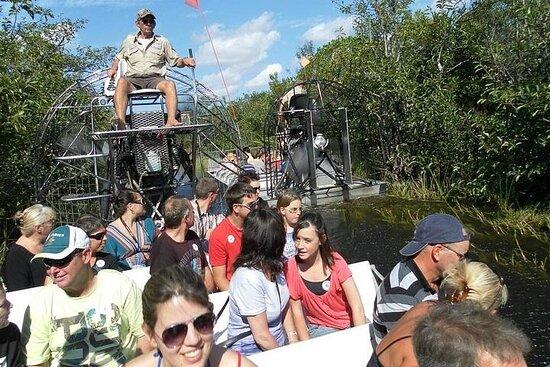 Tour en hidrodeslizador por los Everglades de Florida desde Fort...