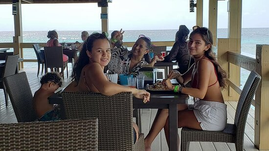 De Palm Island own Transportation: Restaurant for lunch