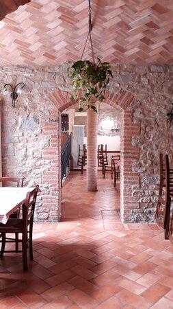 Villa d'Aiano, Italy: Location