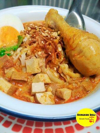 Kwaitio Kaeng au poulet