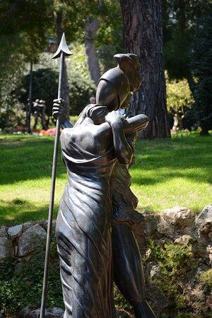 Princess Grace Botanical Garden