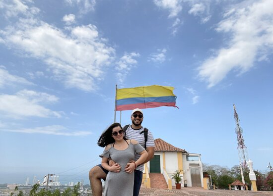 Cartagena, Colombia: We loved the City, nice people, super clean, delicious food, and really safe, if you need a taxi call Guillermo +57 304 3308753 I recommend him, he helps us a lot, locals need help, covid is destroying tourism and they need work.