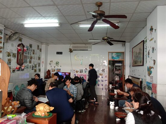 旅遊台灣必吃美食,泰式麻辣麵店,嘉義市軍輝路25號