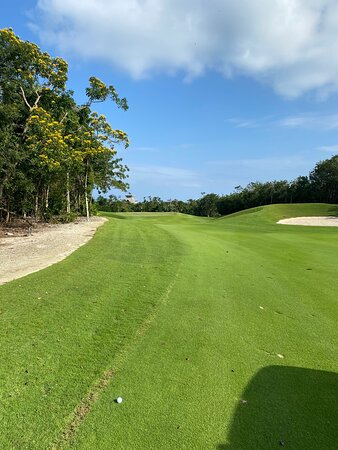 Course is in good shape!