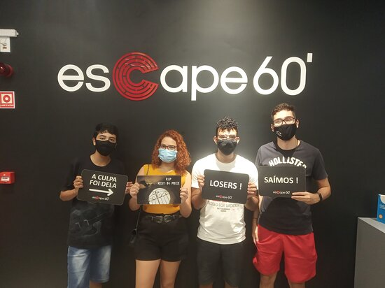 Escape 60 - Cuiaba