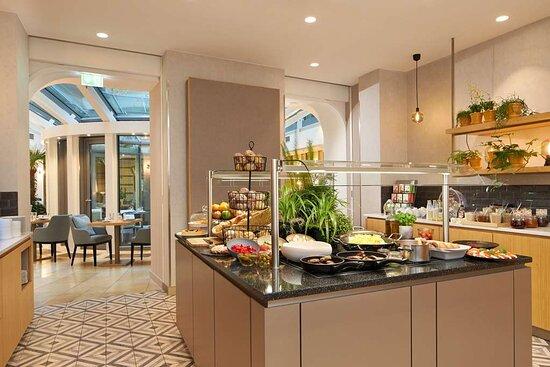 Classik Hotel Collection Alexander Plaza Restaurant Breakfast Web
