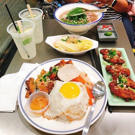 美味嘅越南🇻🇳餐  呢