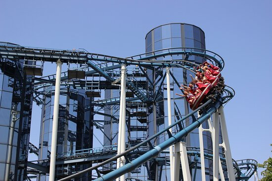 Enjoy a fun day at Europa-Park only 40 minutes away