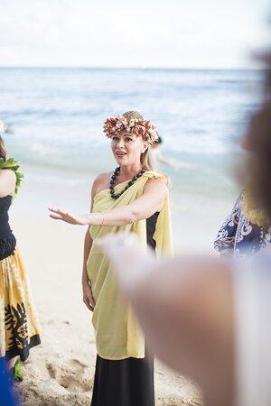 Outrigger Reef Waikiki Beach Resort Sunset Ceremony