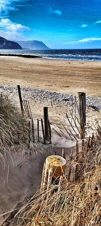 West Shore Beach