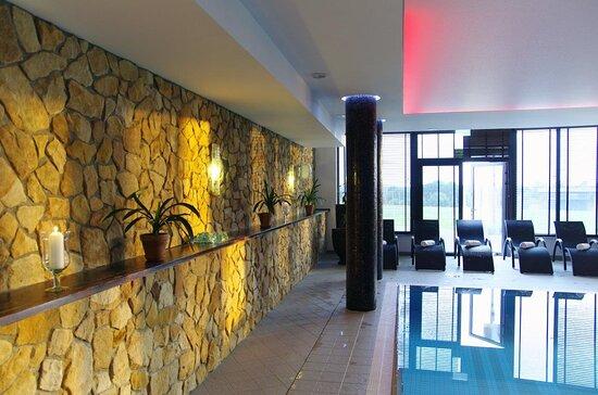 Wypoczywalnia ze ścianą solną - Gniewino米斯特拉爾運動飯店的圖片 - Tripadvisor