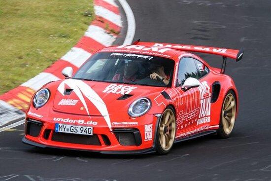 GetSpeed Racetaxi Nürburgring