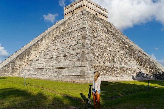 Chichen Itza Classic Tour fra Cancun