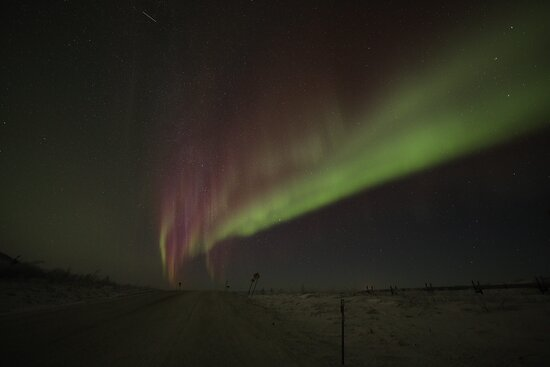 Feb 15, 2021, 110 miles Dalton Highway